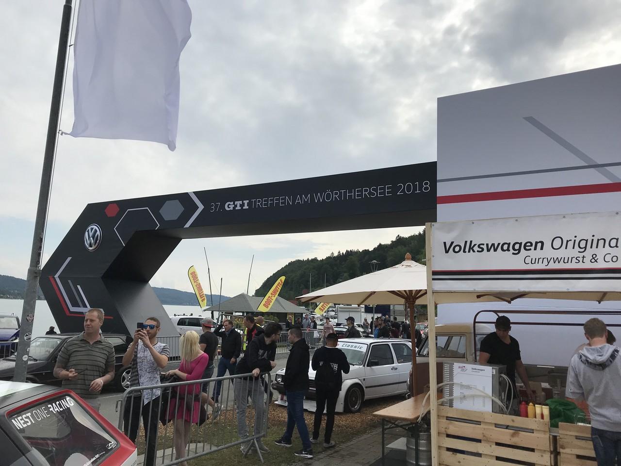 Worthersee - GTI Meeting 2018