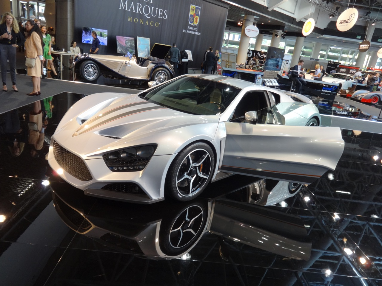 Zenvo ST1 - Top Marques 2015