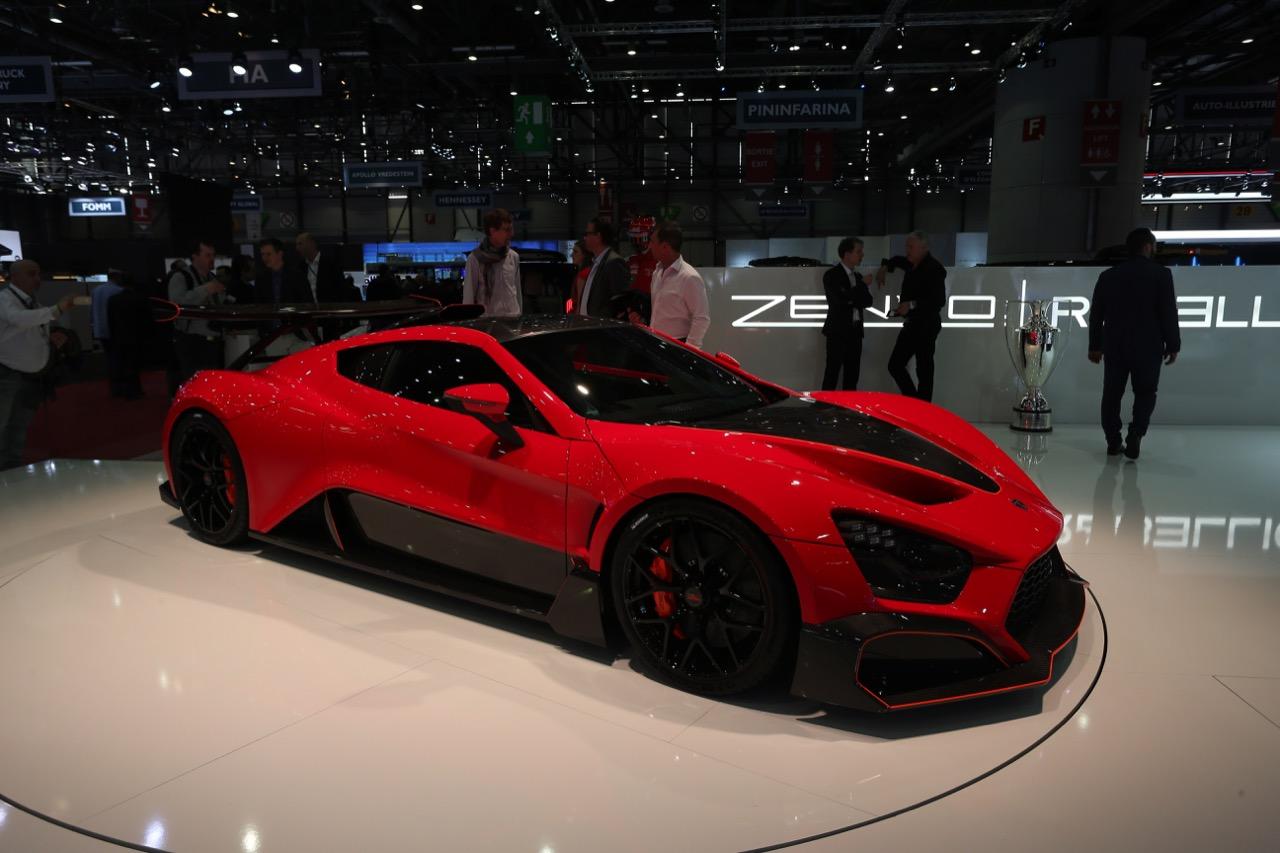 Zenvo TSR-S - Salone di Ginevra 2018