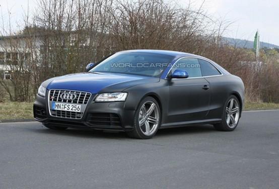 Indiscrezioni sulla Audi RS5
