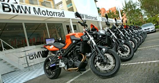BMW Motorrad URBAN TOUR partenza 1° maggio da Rimini