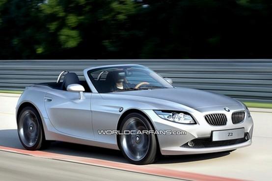 La BMW Z2 verso la presentazione al Salone di Francoforte