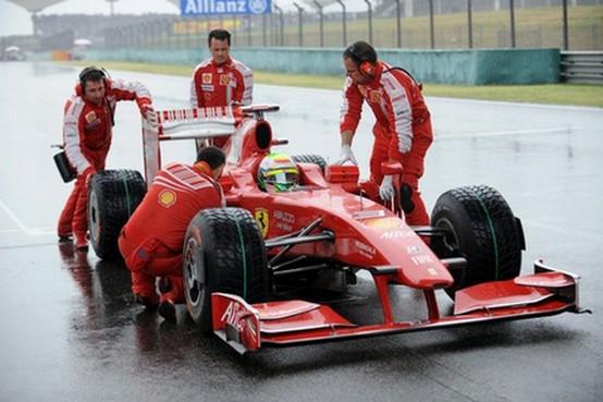 La Ferrari potrebbe abbandonare la stagione 2009 di F1