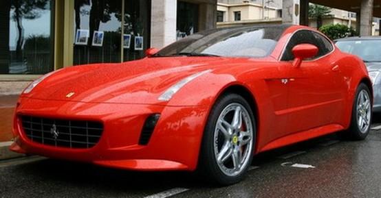 Ferrari GG50 by Giugiaro sorpresa a Montecarlo