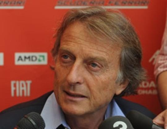 24 Ore di Le Mans sarà Luca di Montezemolo lo starter d' eccezione