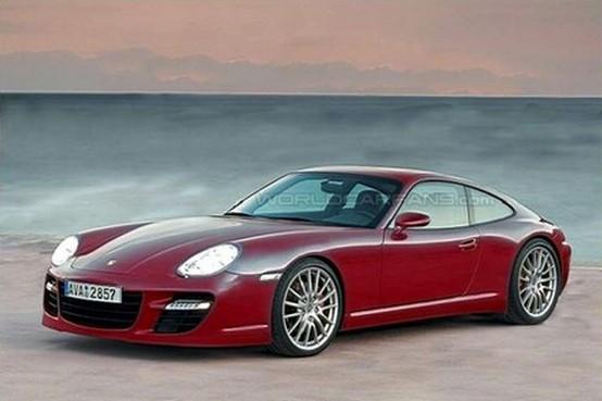 Porsche sta preparando la sostituta della Panamera 928?