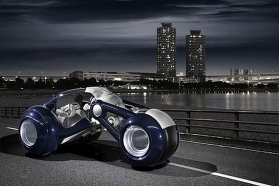 Modello a grandezza naturale della Peugeot RD Concept rivelato a Shanghai