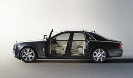 Rolls Royce 200EX: come viaggiare su una suite a 7 stelle