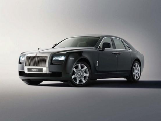 """Rolls-Royce annuncia che il nome della RR4 sarà """"Ghost"""""""