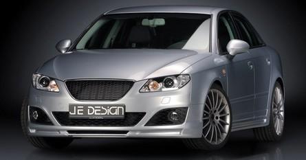 JE-Design riveste la nuova SEAT Exeo berlina