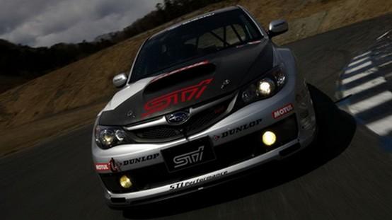 Subaru gareggerà con la Impreza WXR STI nella 24h di Nurburgring