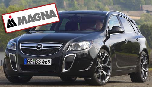 GM e Magna: raggiunto accordo preliminare per Opel