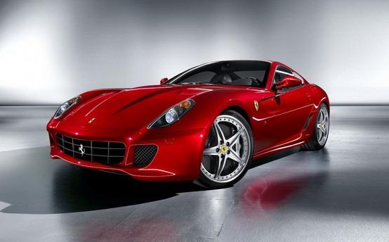 Ferrari 599: supersonica con il nuovo HGTE!