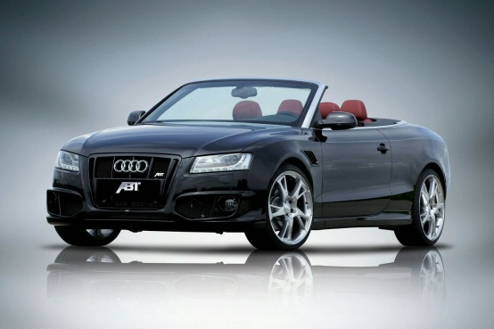 ABT Audi AS5 Cabriolet