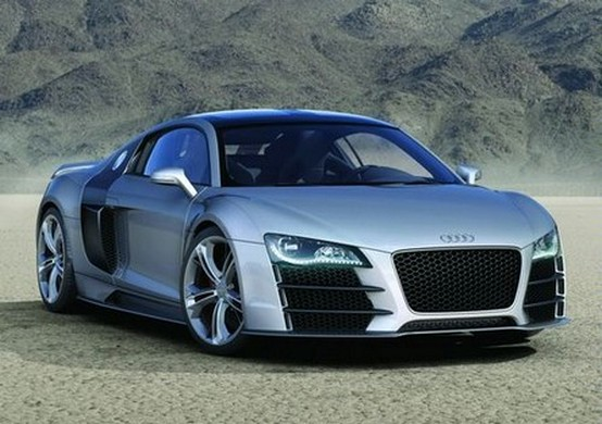 Bloccata la produzione della Audi R8 V12 TDI
