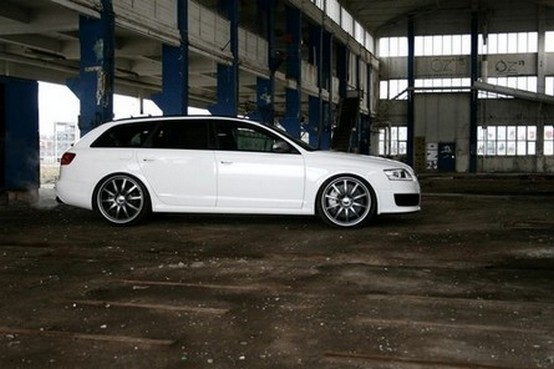 AVUS Performance presenta la Audi RS6
