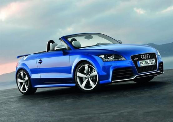 Dettagli sulla Audi TT RS prezzata a 55.800€