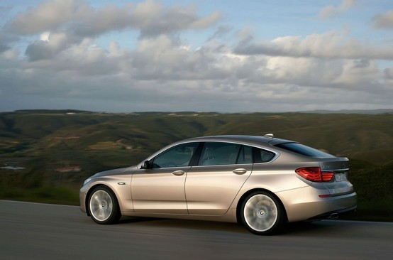 BMW 535i GT: il nuovo motore Single Turbo VALVETRONIC N55