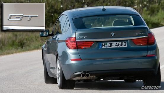 BMW Serie-5 GT: ma GT per cosa sta?