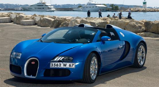 In produzione l'esclusiva Bugatti Veyron 16.4 Grand Sport