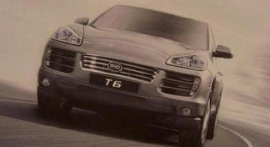 Porsche Cayenne: il Suv clonato dalla cinese Byd
