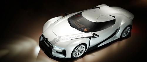 La concept car GTbyCITROËN parteciperà alla 24 Ore di Nürburgring