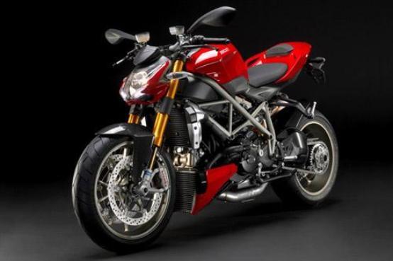 Ducati Streetfighter: la naked nata per combattere