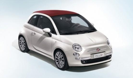 Grande Festa per Fiat 500C al nuovo Fiat Open Lounge di Milano