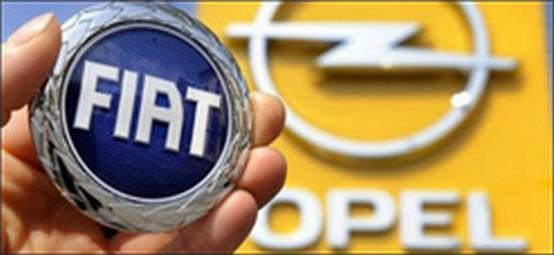 Fiat in vista di una nuova fusione con GM Europa per creare con Chrysler nuovo colosso automobilistico