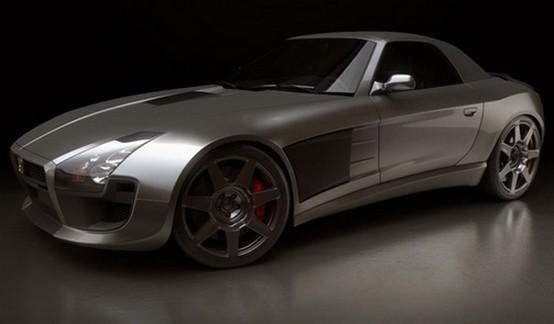 Honda S2000 Coupé Concept: uno studio indipendente