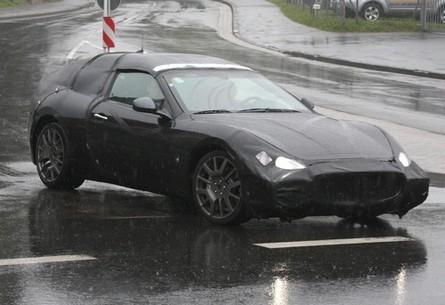 Spiata la Maserati Gran Turismo Spyder