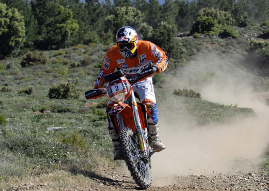 Sardegna Rally Race: Marc Coma al comando!