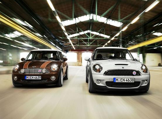 Mini 50 Mayfair e Mini 50 Camden