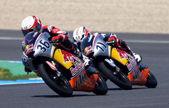 Al Mugello la terza tappa della Red Bull MotoGP Rookies Cup