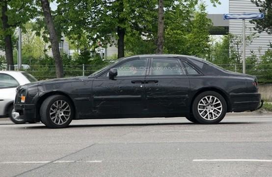 La Rolls-Royce Ghost spiata a Monaco rivela nuovi dettagli