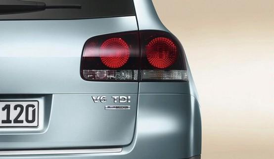 Volkswagen Touareg TDI BlueMotion annunciata in Germania