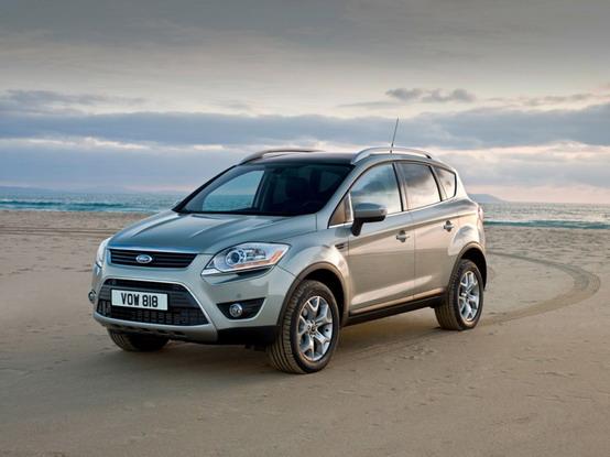 Ford: in arrivo la Kuga Coupé?