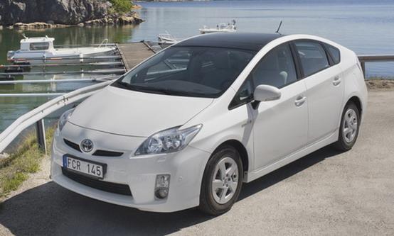 Toyota aumenta la produzione della Prius in Giappone
