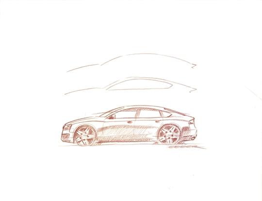 Audi A5 Sportback: la praticità di una berlina, l' eleganza di una coupé