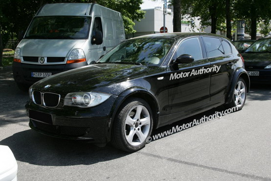 Nuove modifiche per la Serie 1 di BMW