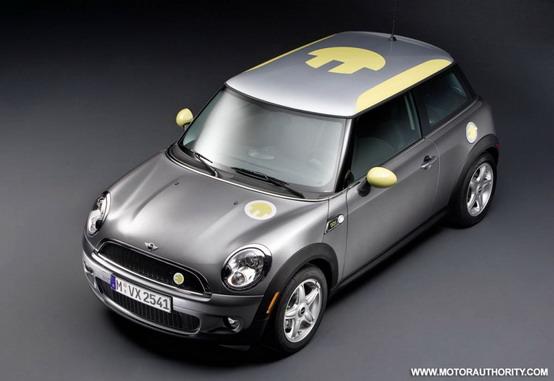 """Nel 2012 la prima auto del """"Project i"""" di BMW"""