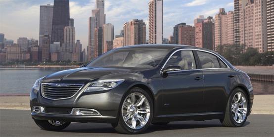 Dow Jones Sustainability  FIAT LEADER ECOSOSTENIBILE  Chrysler-fiat-sentenza