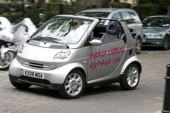 Daimler lancia la Smart elettrica in serie limitata