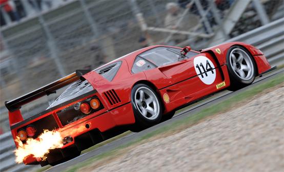 Ferrari: la storia scende in pista a Le Vigeant