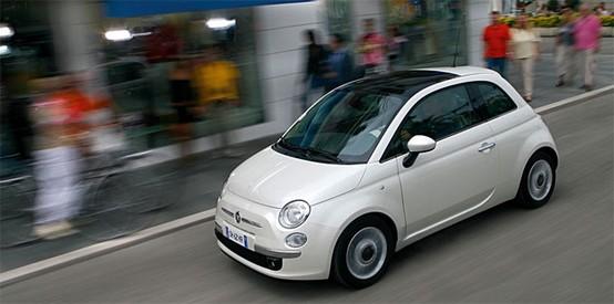 Fiat venderà negli Stati Uniti quattro diverse varianti della 500