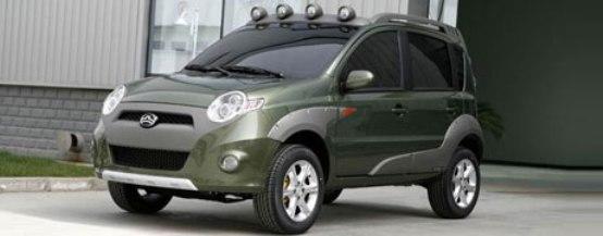 Il clone cinese della Panda costa 3.900 euro