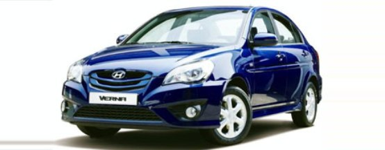 Hyundai Accent si trasforma in Verna Transform