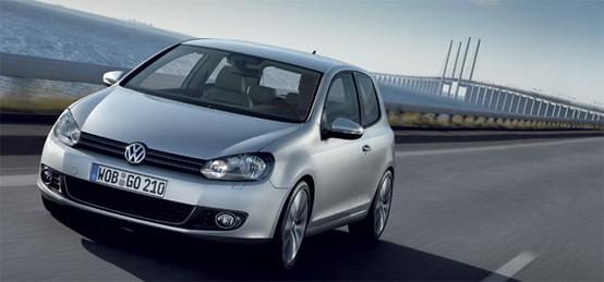 Volkswagen progetta la versione superleggera della Golf