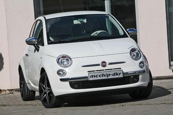 Nuova Fiat 500 Multijet da Mcchip
