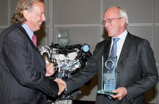 Il motore TSI Volkswagen vincitore di 3 trofei internazionali